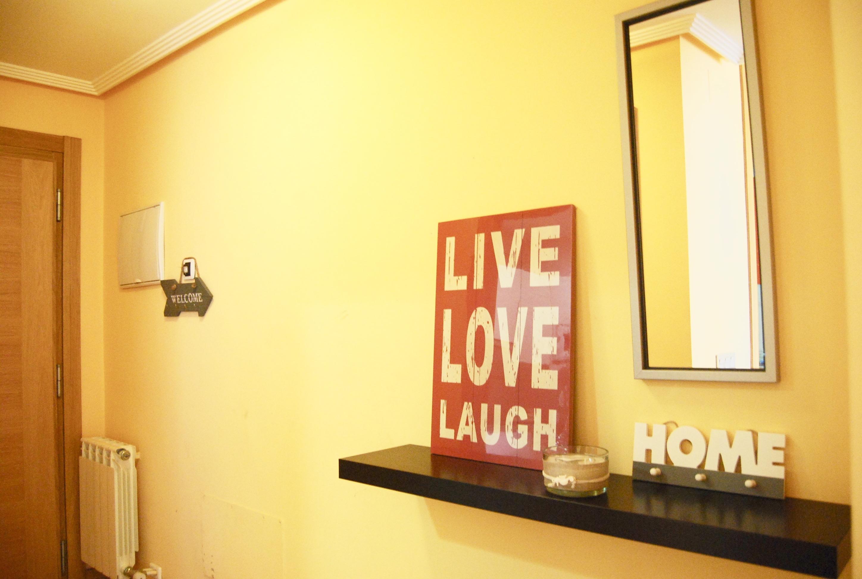 Recibidor apartamento